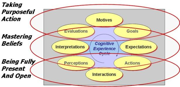 3 Levers on Cognitive Experience Cycle